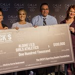 CALIA By Carrie Underwood And The DICK'S Sporting Goods Foundation Donates $100,000 To Girls' Sports Teams