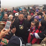 Native Americans, Farmers and Celebrities Unite to Fight Big Oil