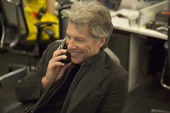 Jon Bon Jovi Soul Foundation – Musician and philanthropist, Jon Bon Jovi