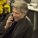 Jon Bon Jovi Joins Stars At Bloomberg Tradebook Charity Day