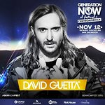 David Guetta Joins Generation Now Festival