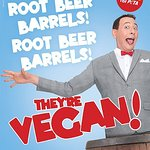 Pee-wee Herman Promotes Vegan Treats For Halloween