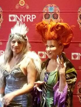 NYRP Director Deborah Martin and Bette Midler