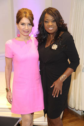 Jean Shafiroff and Star Jones