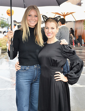 Gwyneth Paltrow and Jessica Seinfeld