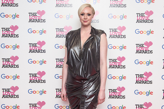 Gwendoline Christie, Presenter for Annie Lennox for Lovie Person of the Year