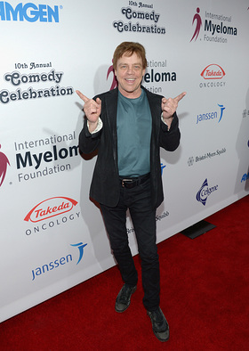 Mark Hamill Attends International Myeloma Foundation 10th Annual Comedy Celebration