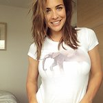 Gemma Atkinson And Lucy Pinder Lend Their Support To Fading Giants