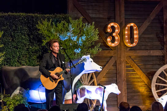 Richard Marx Performs At Farm Sanctuary 30th Anniversary Gala