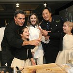 Daya Joins Celebrity Chefs For Foodie Fundraiser Benefiting Families Fighting Cancer
