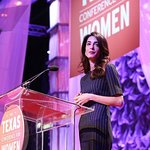 Amal Clooney Speaks At Texas Conference For Women
