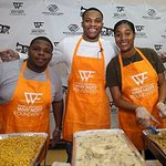 Russell Westbrook Why Not? Foundation Hosts 5th Annual Thanksgiving Dinner