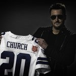 Eric Church To Kick Off The Salvation Army's Red Kettle Campaign