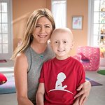 Jennifer Aniston Joins Stars For 13th Annual St. Jude Thanks And Giving Campaign