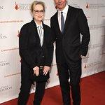 Meryl Streep Attends Star-Studded Christopher & Dana Reeve Foundation Gala