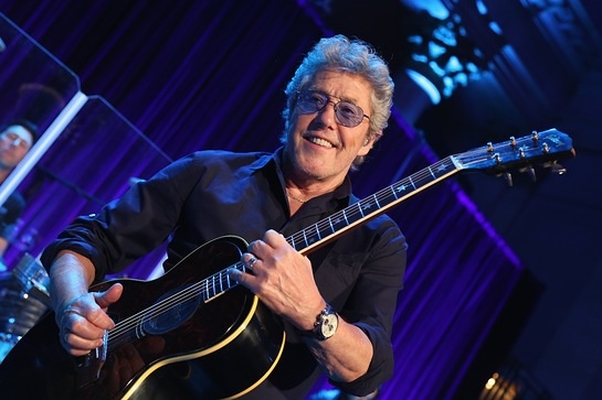 Roger Daltrey Performs At Samuel Waxman Cancer Research Foundation Dinner