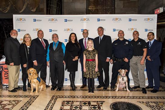 ASPCA Honors 2016 Humane Award Winners