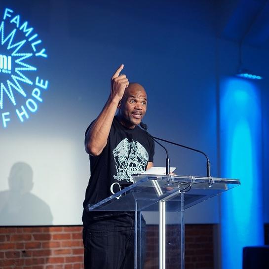 Darryl DMC McDaniels Hosts Seeds Of Hope Gala