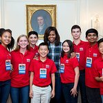 Michelle Obama Tells Kid Reporters About Life In And After The White House