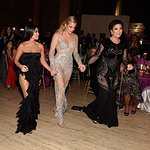 Kardashians Attend Star-Studded Angel Ball