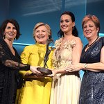 Hillary Clinton And Katy Perry Attend Star-Studded UNICEF Snowflake Ball