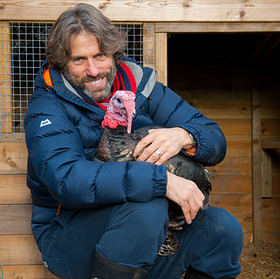 John Bishop loves turkey at Christmas