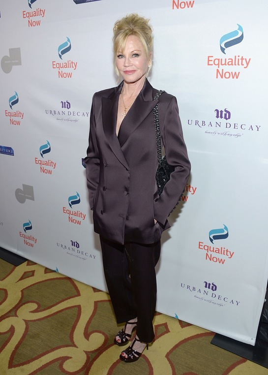 Jane Fonda at EQUALITY NOW'S THIRD ANNUAL MAKE EQUALITY REALITY GALA