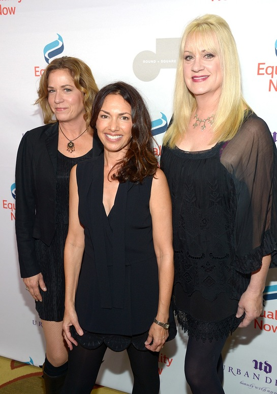 The Bangles at EQUALITY NOW'S THIRD ANNUAL MAKE EQUALITY REALITY GALA