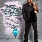 George Lopez Teams Up With PETA To Say Adiós To Homeless-Animal Crisis