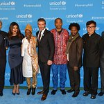 Stars Attend UNICEF's 70th Anniversary Event