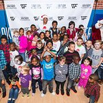 Russell Westbrook Plays Santa For Over 60 Homeless Children At 5th Russell Westbrook Why Not? Foundation Holiday Party
