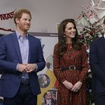 Prince Harry Joins Duke And Duchess Of Cambridge At Charity Christmas Party