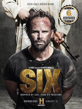 HISTORY's new military combat drama series SIX