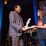 Smokey Robinson To Present $1 Million Check Donated By Niagara Cares For Music Education