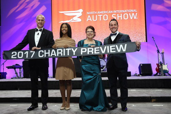 Charity Preview has raised more than $111 million, including tonight's $5.2 million, for southeastern Michigan children's charities