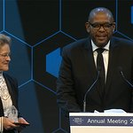 Forest Whitaker Honored For Work In Peacebuilding, Conflict-Resolution