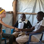 Cara Delevingne Raises Awareness For Refugee Girls' Education In Uganda