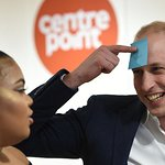 Duke Of Cambridge Visits Centrepoint Hostel In London