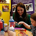 Duchess Of Cambridge Visits EACH Hospice In Quidenham