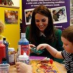 Duchess Of Cambridge Visits EACH Hospice In Quidenham