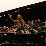 Steven Tyler Auctions Rare Sports Car For Charity