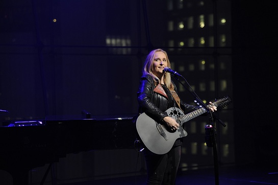 Melissa Etheridge Performs at Red Dress Awards