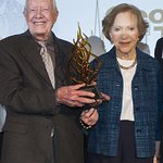 Georgia Tech Awards Ivan Allen Jr. Prize For Social Courage To Jimmy And Rosalynn Carter