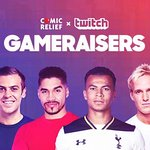 Comic Relief Joins With Twitch For Gameraisers