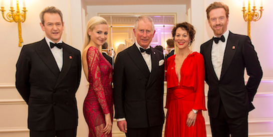 Stars Join Prince Charles At Prince's Trust Gala