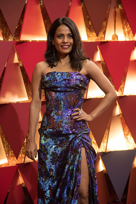 Priyanka Bose wore a custom-made eco-conscious Vivienne Westwood Couture gown