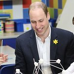 Duke Of Cambridge Launches SkillForce Prince William Award