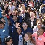 Nigel Lythgoe Attends 47th Annual Blue Ribbon Children's Festival