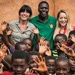 Comic Relief Funding Fights Malaria