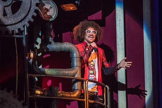 Redfoo Performs At One Night For One Drop